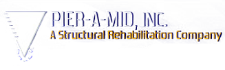 Structural Rehabilitation Pasadena, Baytown, & Sugar Land | Pier-A-Mid Rehabilition, Logo